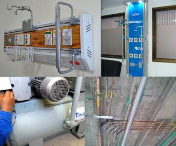 Diseño, instalación y mantenimiento de gases medicinales