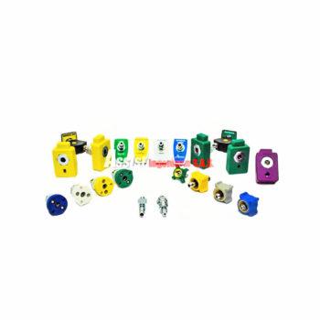 Acoples para oxigeno, Acoples tipo Chemetron para oxígeno