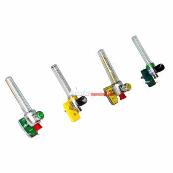 Flujometros para oxígeno
