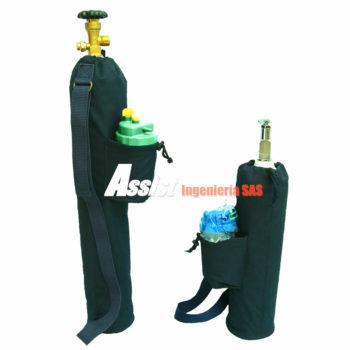 Maletínes para cilindro oxigeno
