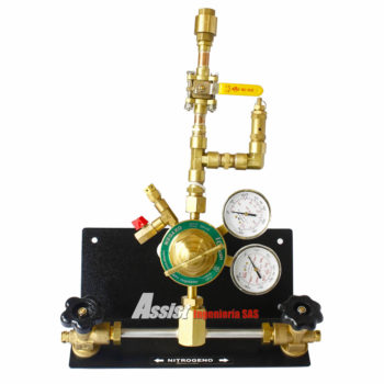 Manifold tipo 1 Amerlife