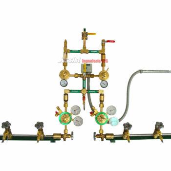 Manifold de oxigeno Amerlife3